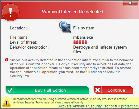 Feel like every-time you try to do something you get interrupted? Chances are it's the Virus!